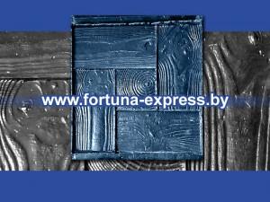 """Форма для штампования по бетонной поверхности """"Дощечка"""". Цена: 28 руб."""