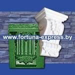 Форма для декоративного камня «Подставка Колона большая»