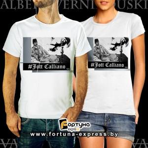Майки ART COLLECTION от дизайнера VA — #Jott Calliano