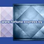 """Гибкая полиуретановая форма для изготовления 3D панелей """"Ромбы"""""""