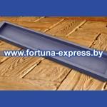 Форма для тротуарной плитки «Доска короткая»