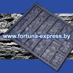 Форма для декоративного камня «Мраморная груда»
