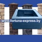Форма для колонного блока