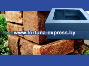 Форма для колонного блока. Цена: 182 руб.