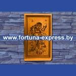 Форма для декоративного камня «Панно Девушка»
