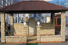 Декоративный забор, декоративный камень, забор купить в минске,элитные заборы