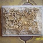 Камень натуральный - Доломит с фаской