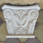 Архитектурные элементы, балясины, барельеф, тумба под цветы