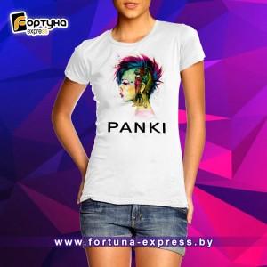Майка прикольная Fashion Smile - Panki