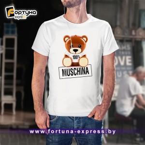 Майка прикольная Fashion Smile - Muschina